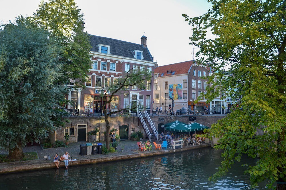 Even a short stay Utrecht is well worth it, it's quite small