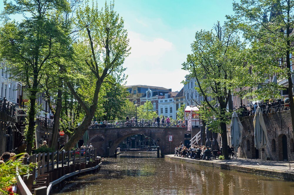 visiting Utrecht can be a much more pleasant experience over Amsterdam