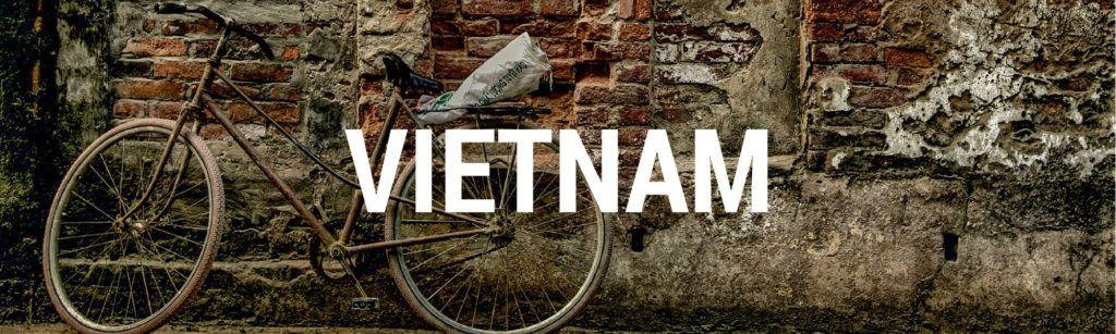 Vietnam Archives Header