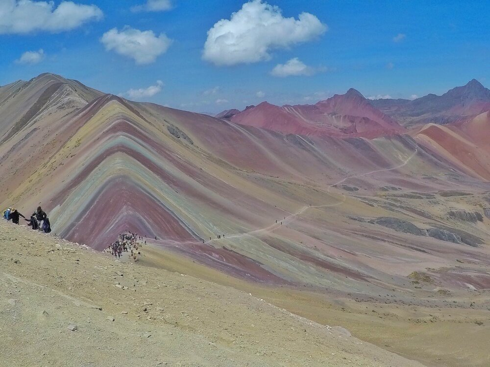 See Rainbow Mountain when you visit Cusco