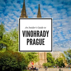 Feature Images - Prague Vinohrady