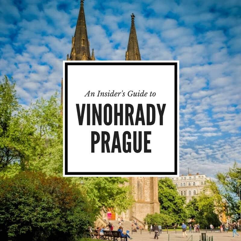Feature Images - Prague Vinohrady