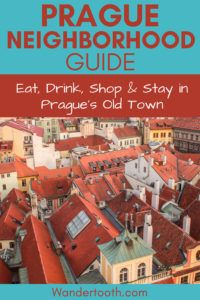 Old Town Prague Guide