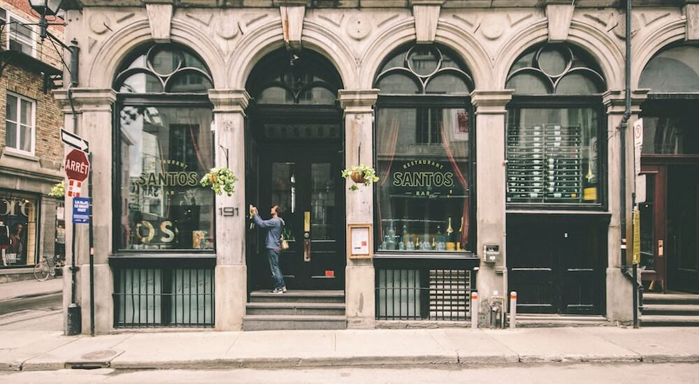 best restaurants Montreal best places to stay in montreal