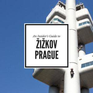 Zizkov Prague Neighborhood Guide Feature Image
