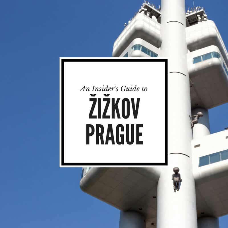 Zizkov Prague Neighborhood Guide Feature Image