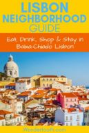 Local's Guide to Exploring Baixa and Chiado Districts Lisbon: Eat, drink, stay and shop in Lisbon Baixa-Chiado! This insider's guide to Baixa and Chiado Lisbon includes tips to making the most of your time in this must-see area. #Lisbon #Europe #Portugal #Travel #Travelguide #Citybreak
