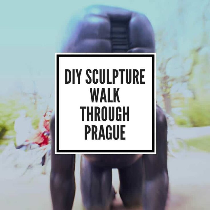 Take a Self-Guided Tour Of Prague's Strangest Sculptures