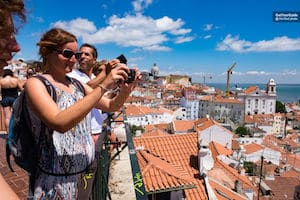 where to stay in Lisbon walking tour
