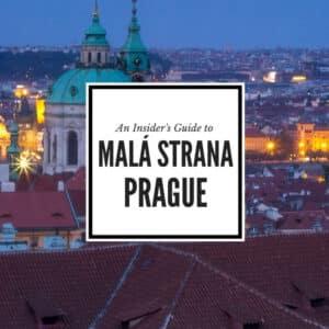 Mala Strana Prague Guide