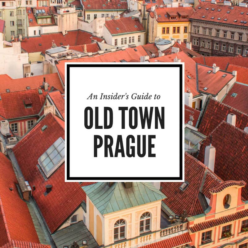 From Old Town Hall tower prague with the Old Town clock Prague to what to eat and where to stay in this Old Town Prague guide