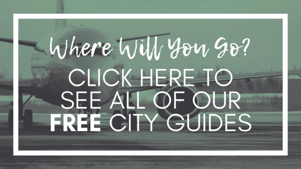 Destination and city guides for cities all over the world