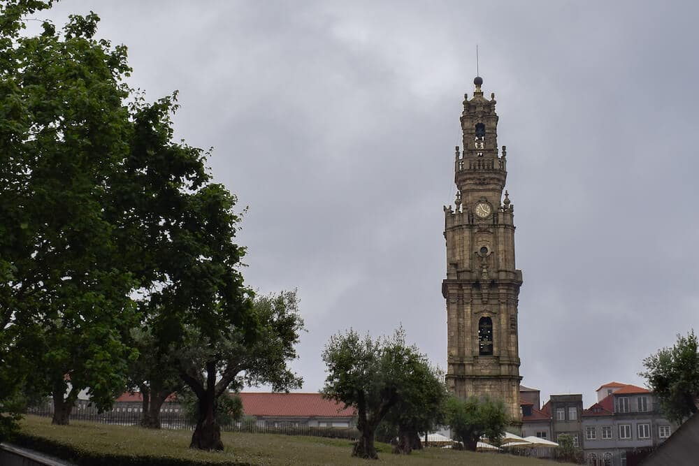Climb the Torre des Clerigos during your 2 Days in Porto Portugal