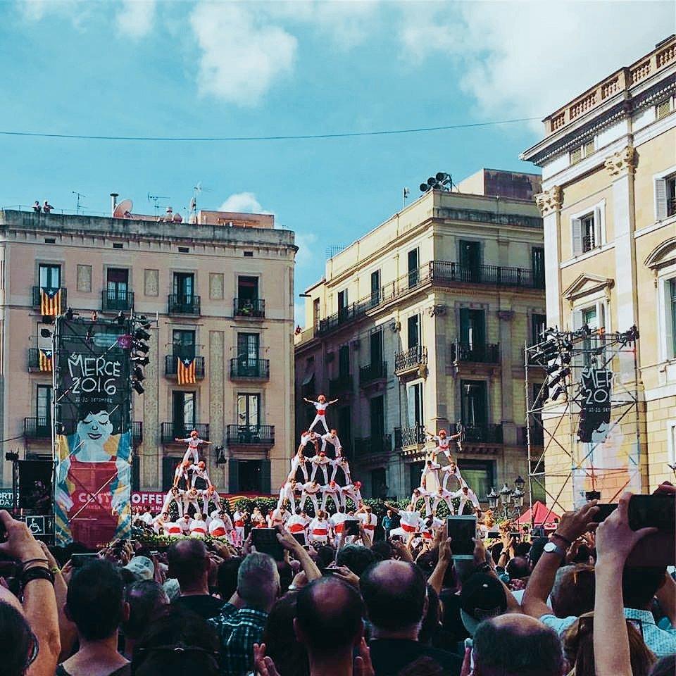 Visit Barcelona festivals