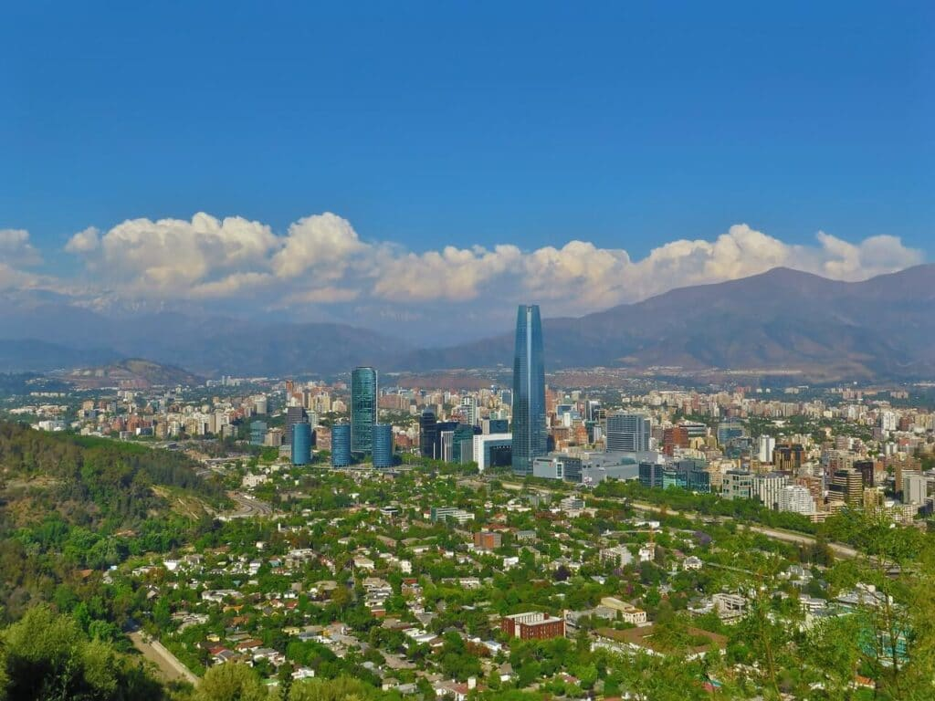 Where to Stay in Santiago Chile travel guide