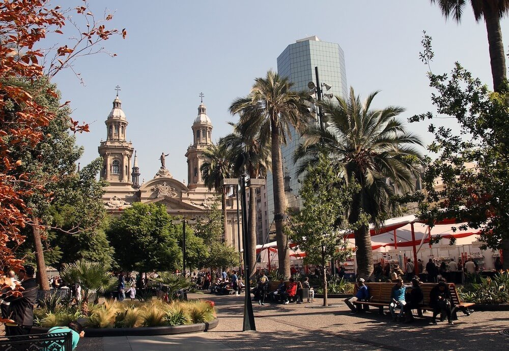 Where to stay in Santiago Chile neighborhood guide