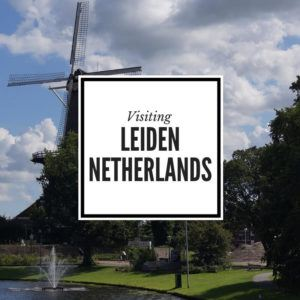 7 Reasons to Visit Leiden Netherlands