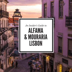 Alfama Lisbon and Mouraria Lisbon district guide
