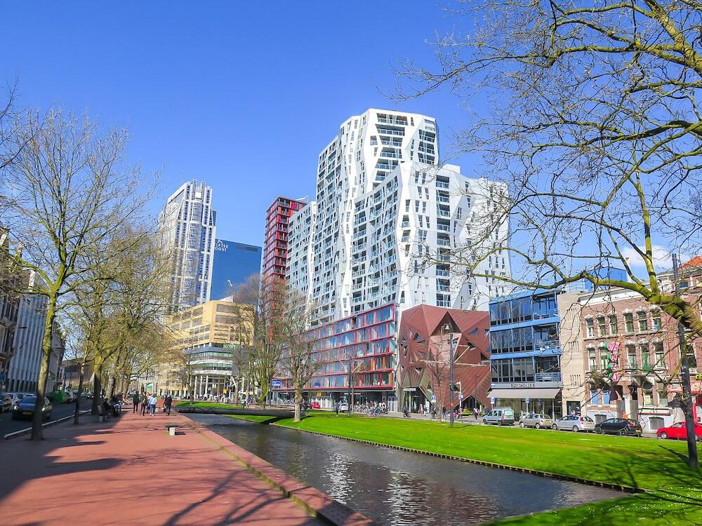 Delft Gate Boulevard best photos of Rotterdam