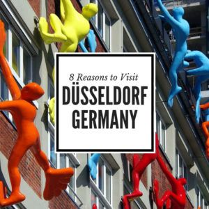 Places to visit in Dusseldorf