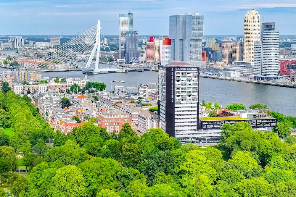 Best Rotterdam best views locations