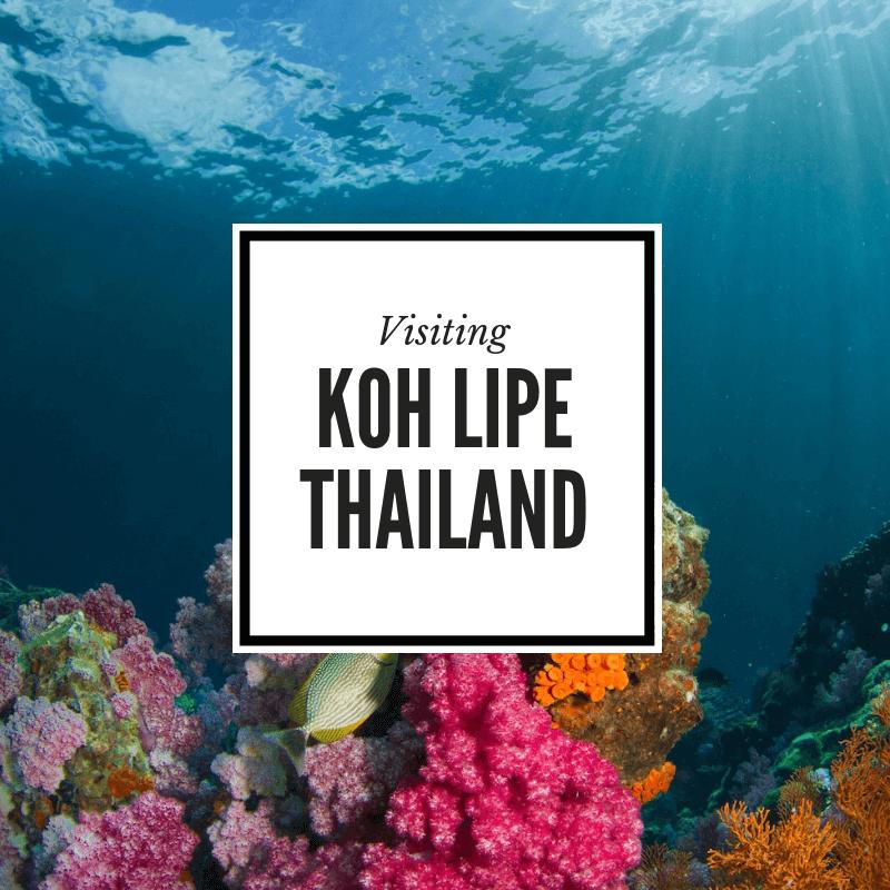 koh lipe diving koh lipe island thailand