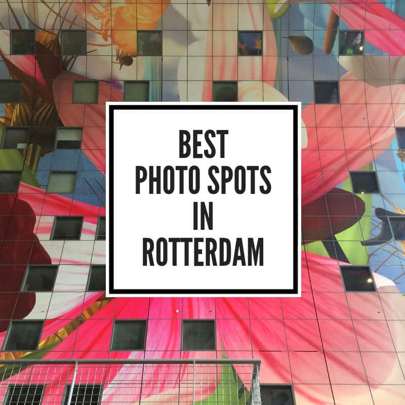Get amazing photos of Rotterdam from these top ten places