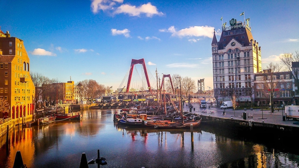 Best Rotterdam photos locations