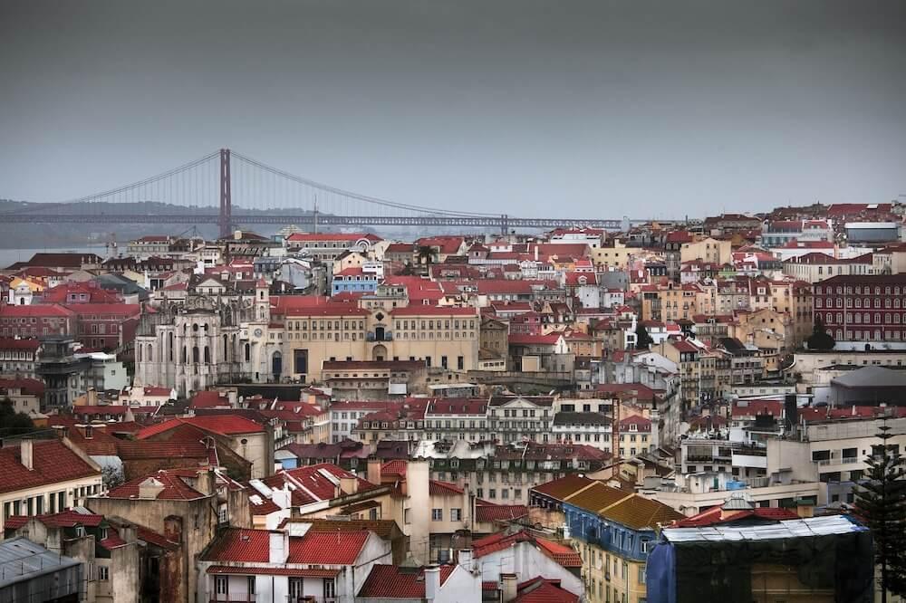 Where to stay in Lisbon Bairro Alto Lisbon