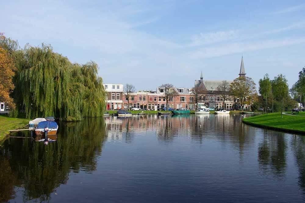 Leiden Netherlands moat