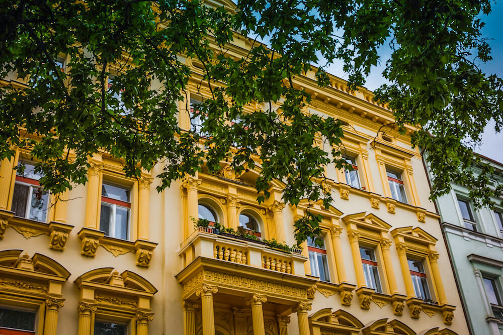 where to stay in Prague 8 Karlin best area to stay in Prague