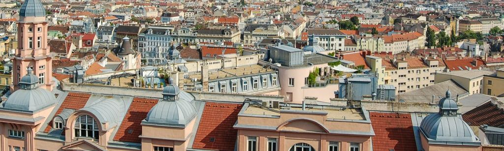 Where to Stay in Vienna Guide - Header Image