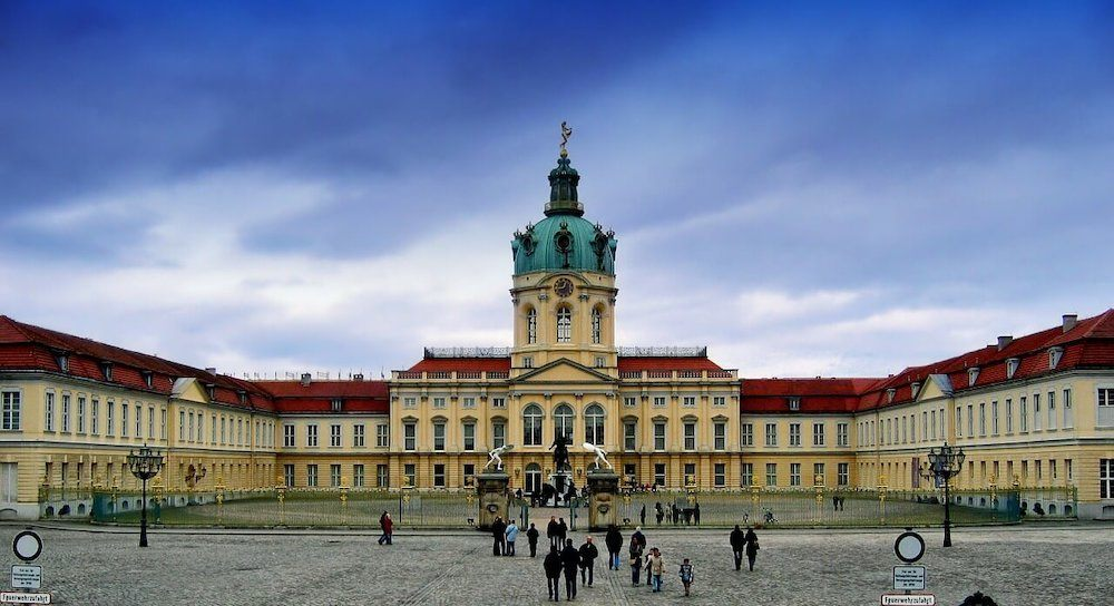 Where to stay in Berlin Charlottenburg