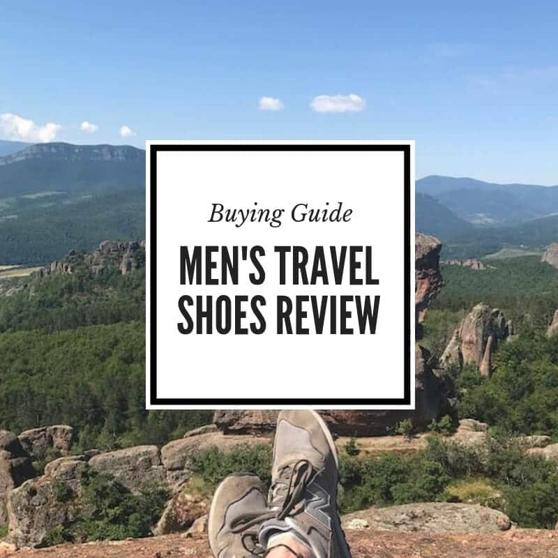 These Are the Best Mens Shoes for Travel Wandertooth Travel