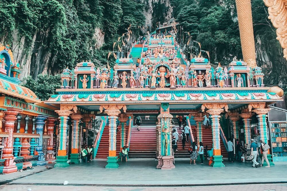 A guide to visiting Batu Caves Kulala Lumpur