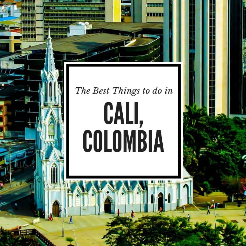 Things to do in Cali Colombia