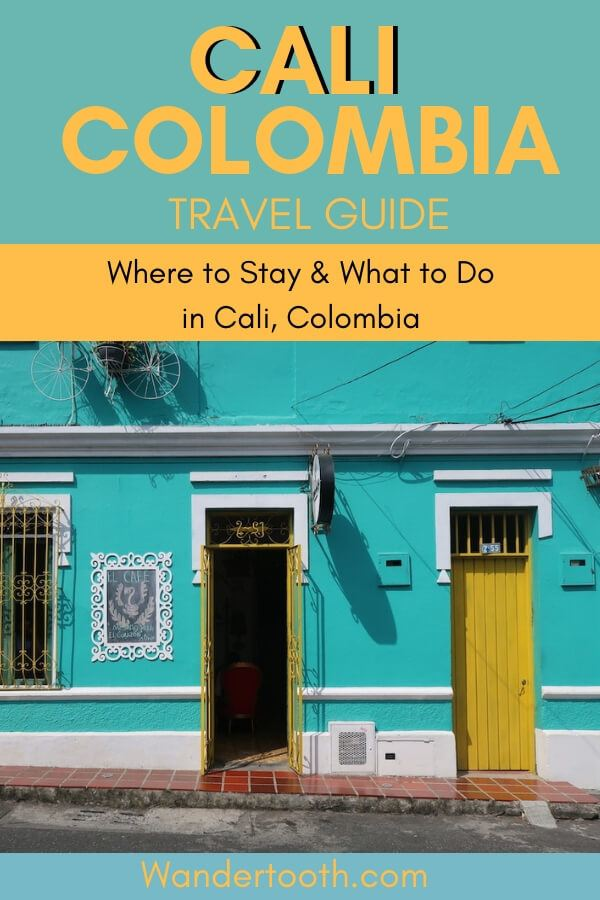 Best things to do in Cali Colombia