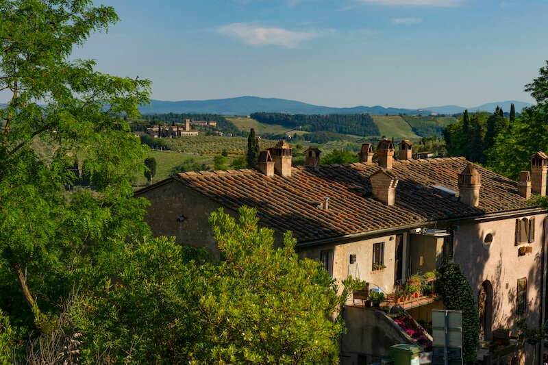 San Gimignano in one day from Florence