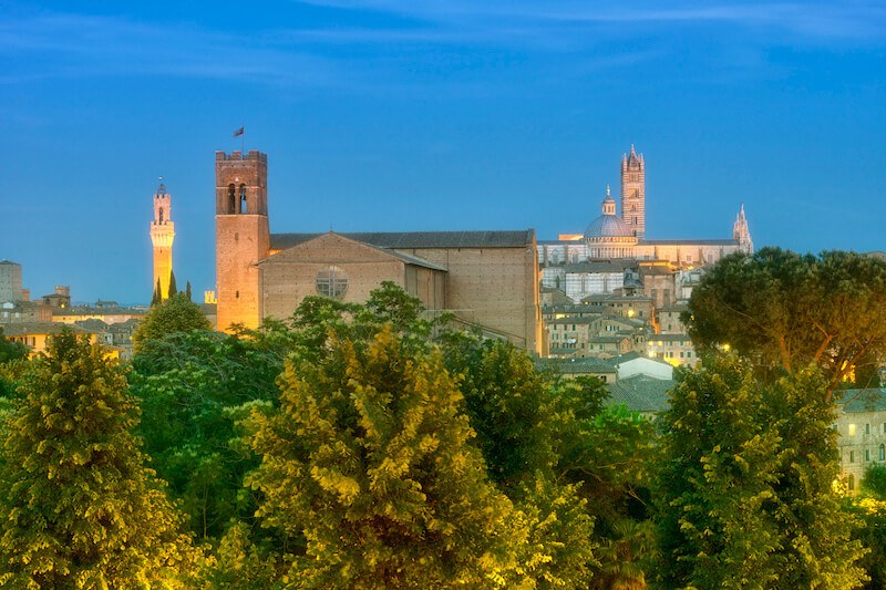 Visit Siena from Florence in one day