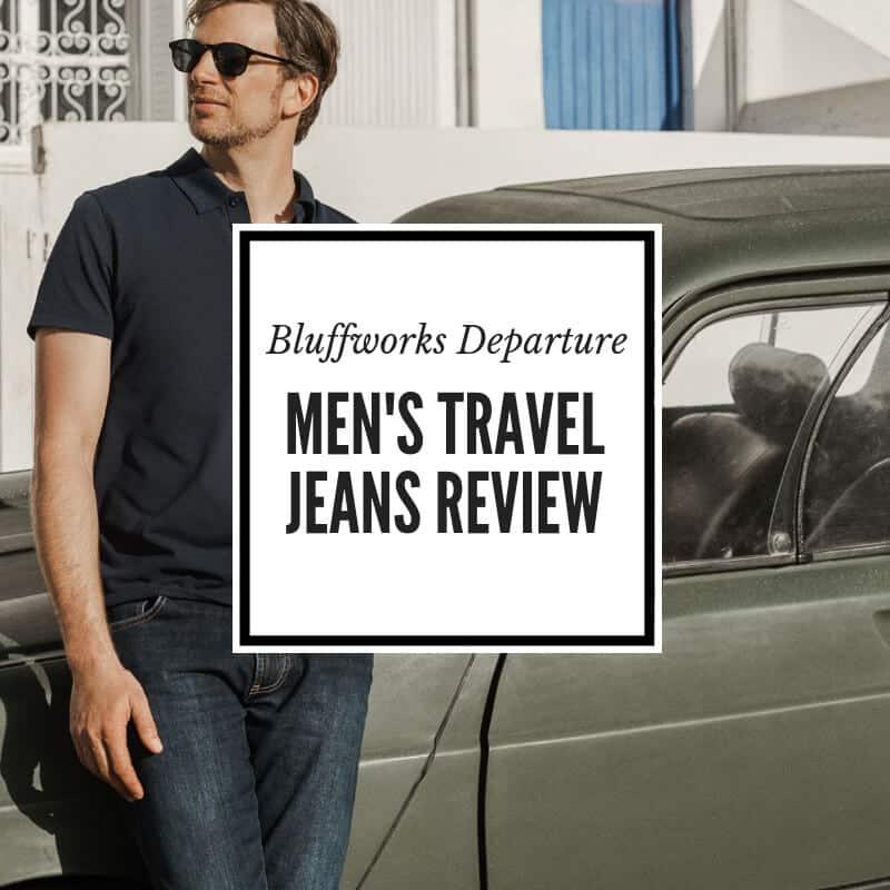 travel jeans, best travel jeans, travel jeans mens, lightweight jeans for travel, travel jeans with hidden pockets, jeans with hidden pockets