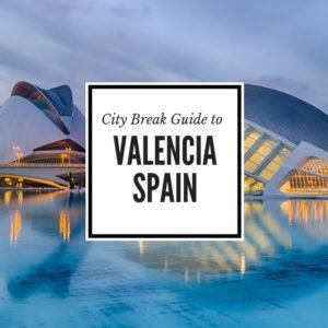 How to plan the perfect weekend in valencia