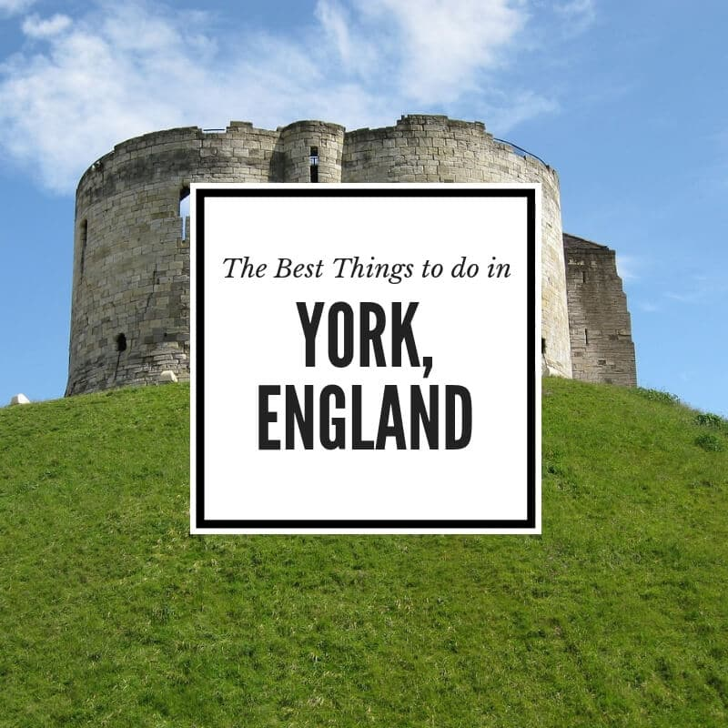 things to do in york england