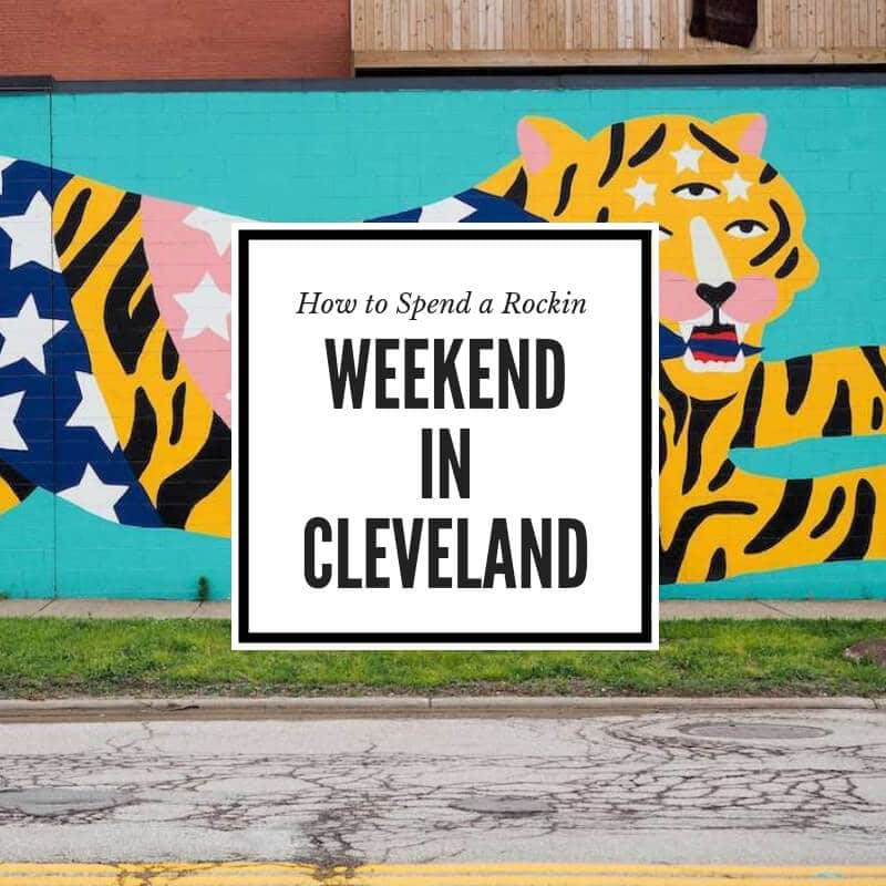 Weekend in Cleveland Feature Image
