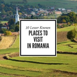 Lesser known places to see in Romania