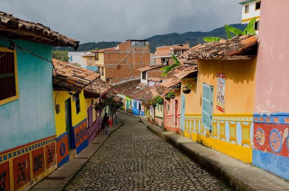 Guatape Colombia