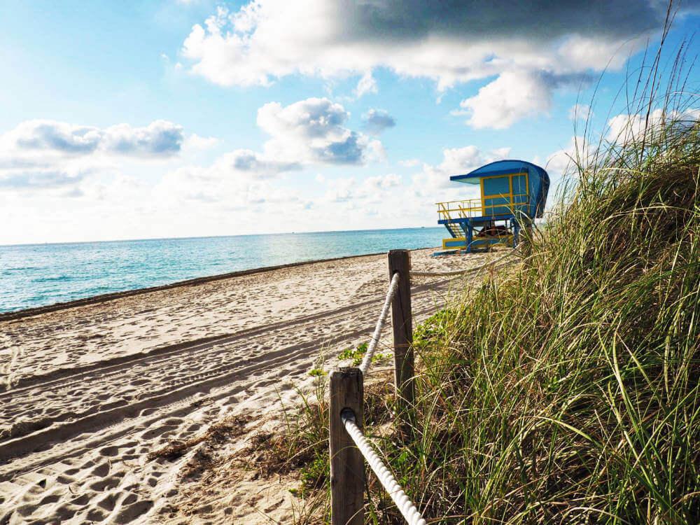 Miami beach vacation