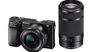 Sony Alpha a6000 Mirrorless - Save 40%