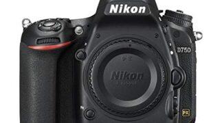Nikon D750 Camera Body