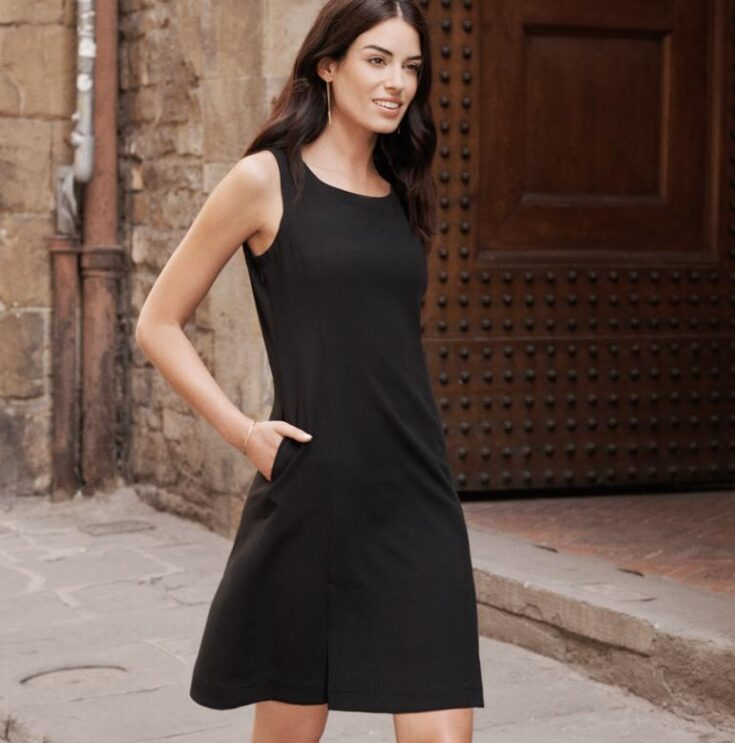 Easy-to-Style Dress