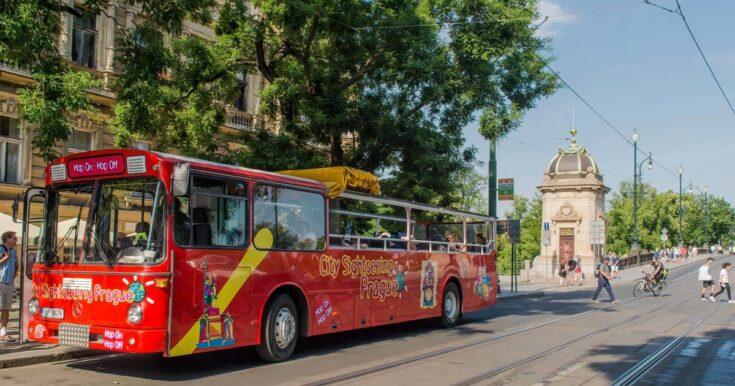 Hop-On Hop-Off Bus Tour
